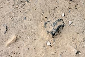 step on my heart